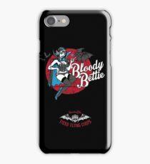 Bloody Bettie iPhone Case/Skin