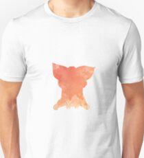 Pig Inspired Silhouette Unisex T-Shirt