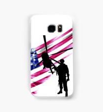Patriot Samsung Galaxy Case/Skin