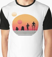 Star Wars Droids Graphic T-Shirt