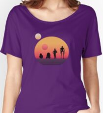 Star Wars Droids Women's Relaxed Fit T-Shirt