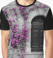 Cortona Entrance Graphic T-Shirt