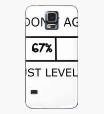 I dont grow up - I just level up | Gaming Tee Case/Skin for Samsung Galaxy
