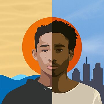 Childish Gambino we r becoming god by luciouseed