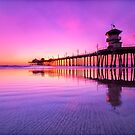 Huntington Beach by Lincoln Harrison