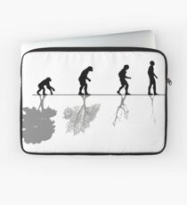 Evolution of Environment , Humans , Nature Laptop Sleeve