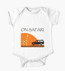 On Safari - Defender 110 Kids Clothes
