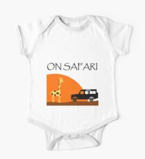 On Safari - Defender 110 One Piece - Short Sleeve