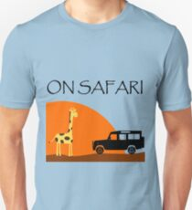 On Safari - Defender 110 T-Shirt
