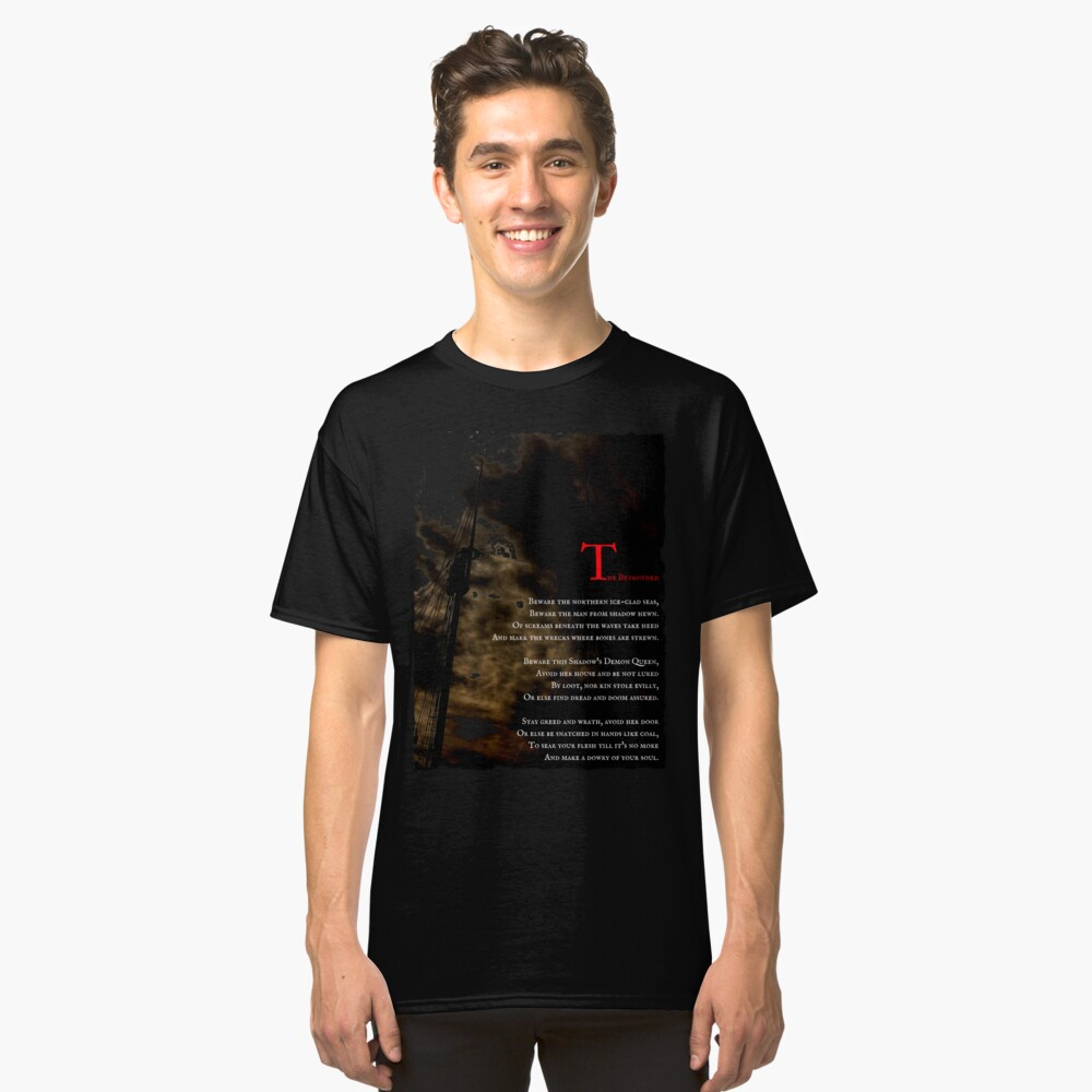 The Betrothed Classic T-Shirt