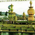Cute amusement park.  by ALEJANDRA TRIANA MUÑOZ