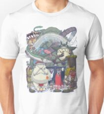 Miyazaki's Monsters II Unisex T-Shirt