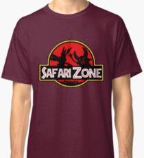 Jurassic Park - Safari Zone Classic T-Shirt