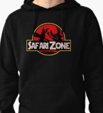 Jurassic Park - Safari Zone Pullover Hoodie