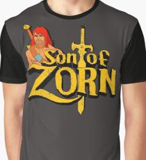 Son of Zorn - Vintage distressed Graphic T-Shirt