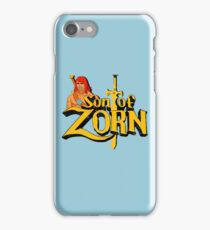 Son of Zorn - Vintage distressed iPhone Case/Skin