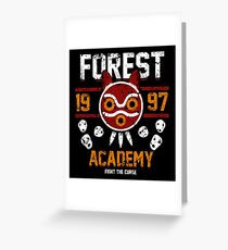 Forest Academy Greeting Card