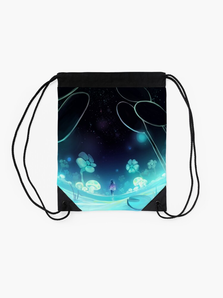 Alternate view of waterfall 3/3 Drawstring Bag