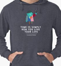 Live Your Life with Craig Sager Lightweight Hoodie