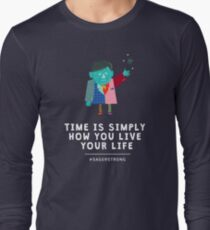 Live Your Life with Craig Sager Long Sleeve T-Shirt