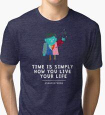 Lebe dein Leben mit Craig Sager Vintage T-Shirt