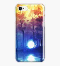 night falls iPhone Case/Skin