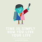 Live Your Life with Craig Sager by mykowu