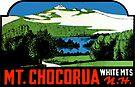 Mount Chocorua White Mountains New Hampshire by hilda74