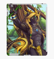 Forest Guardian Dragon iPad Case/Skin