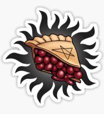 Super(natural) Pie Sticker