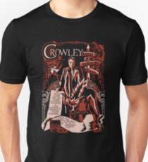 Crowley Woodcut Unisex T-Shirt