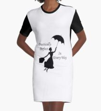 Vestido camiseta Mary Poppins - prácticamente perfecto 6