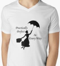 Mary Poppins - practically perfect 6 T-Shirt
