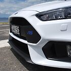 Ford Focus RS (front end) by lizdomett
