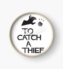 To Catch A Thief Clock