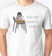 Bad Tina Unisex T-Shirt