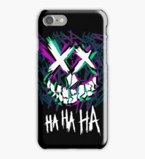 Ha Ha Ha... iPhone Case/Skin