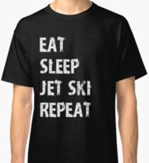 Eat Sleep Physichs Repeat T-Shirt Gift For High School Team College Cute Funny Gift Player Science T Shirt Tee  Classic T-Shirt