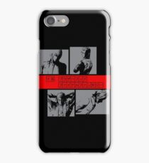See you brothers... iPhone Case/Skin