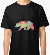 Abstract Bear Classic T-Shirt