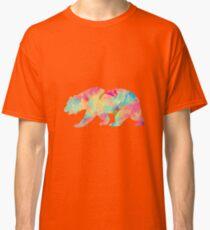 Abstract Bear Classic T-Shirt