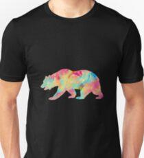 Abstract Bear T-Shirt