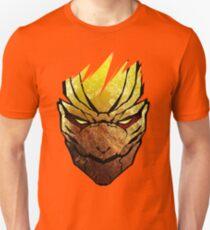 Inner Titan 03 - Grunged Unisex T-Shirt