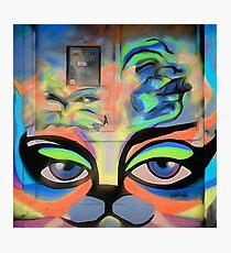 Harlem Kitty #1b Photographic Print