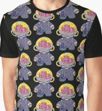 The Aqua Marine Graphic T-Shirt