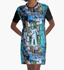 Tin Man Graphic T-Shirt Dress