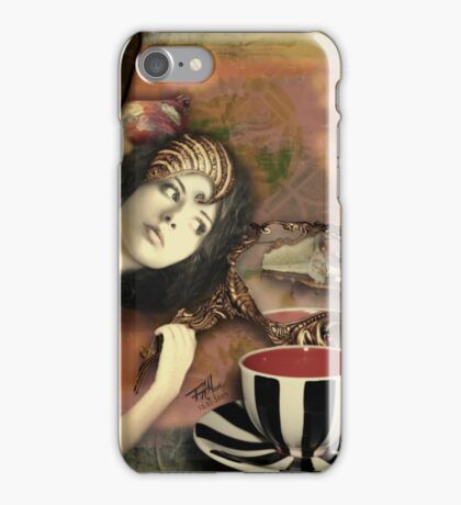 Alice Still Lives Here iPhone Case/Skin