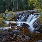 Lower Copeland Falls by Gary Lengyel