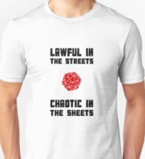 Lawful Chaotic T-Shirt