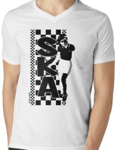 Ska Rude Girl Dancer T-shirt Unisex